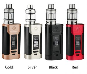 The Wismec Predator 228 Kit has arrived at Voltage Vapin'!!!