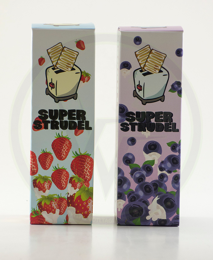 You are currently viewing Super Strudel has arrived at Voltage Vapin'!