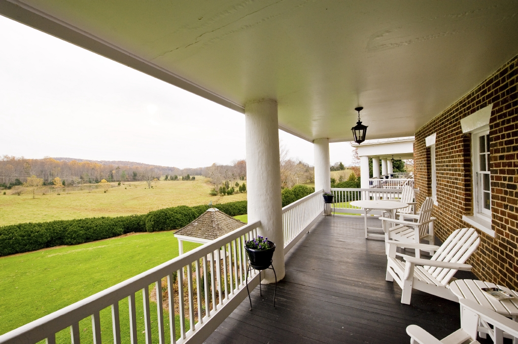 The 1804 Inn at Barboursville Vineyards