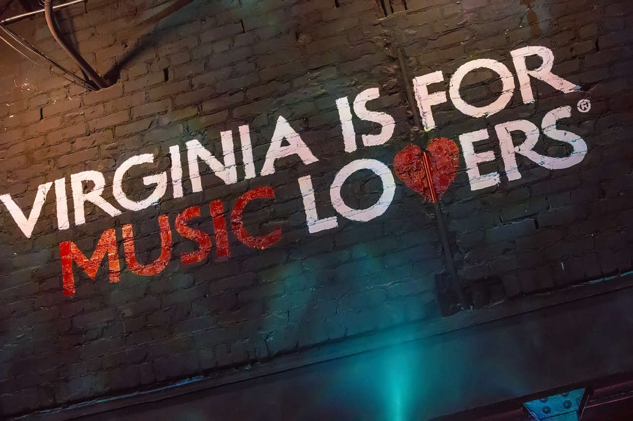 Virginia Is For Music Lovers Launch