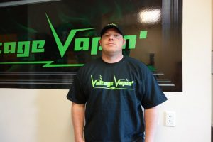 The host of this Saturday's Rebuild Class April 22nd will be Chris Moore at Voltage Vapin'!