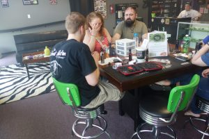A big thanks to Thor for this weekends build class at Voltage Vapin'