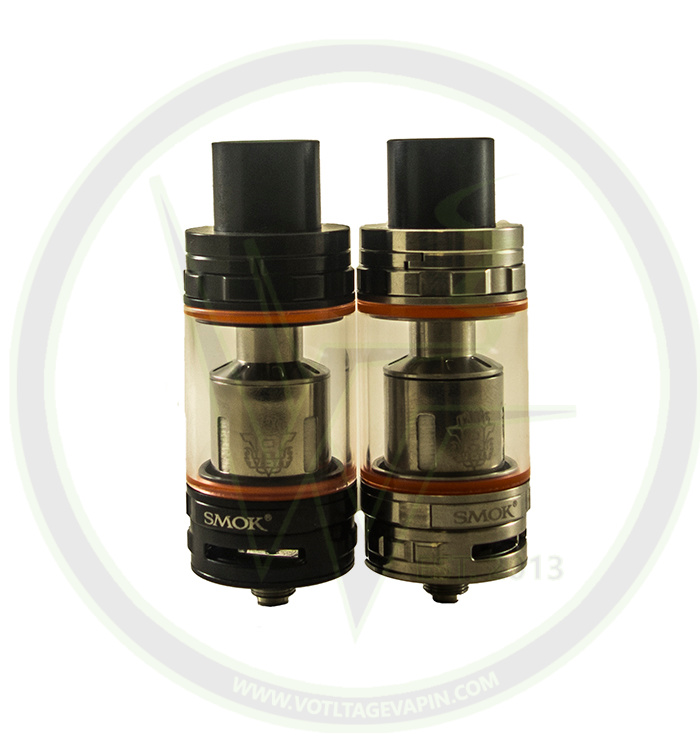 Smok's Flagship tank, the TFV8, is back in Black at Voltage Vapin'!