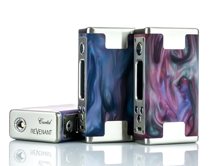 Looking for a high end mod? Voltage Vapin' has you covered! Plus some new items!