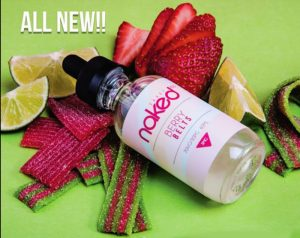 A new Naked 100 flavor has arrived at Voltage Vapin'!