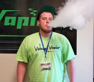 The Host of this Saturday's Rebuild Class June 3rd will be our very own Payne at Voltage Vapin'!