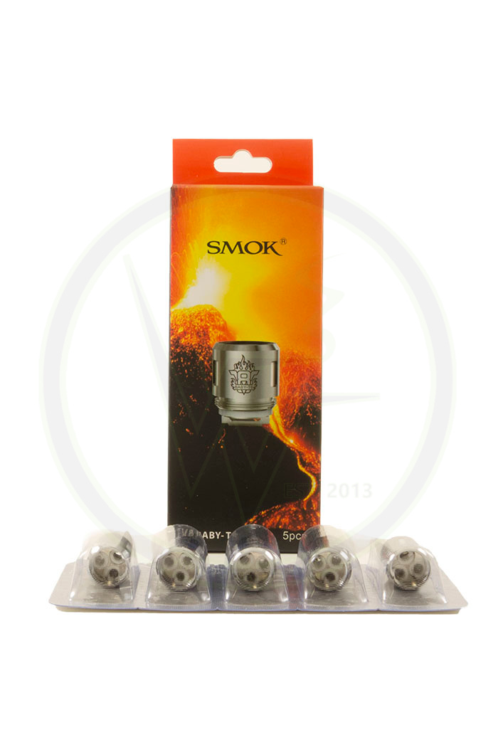 Smok Baby Beast T6 Coils are now at Voltage Vapin'!