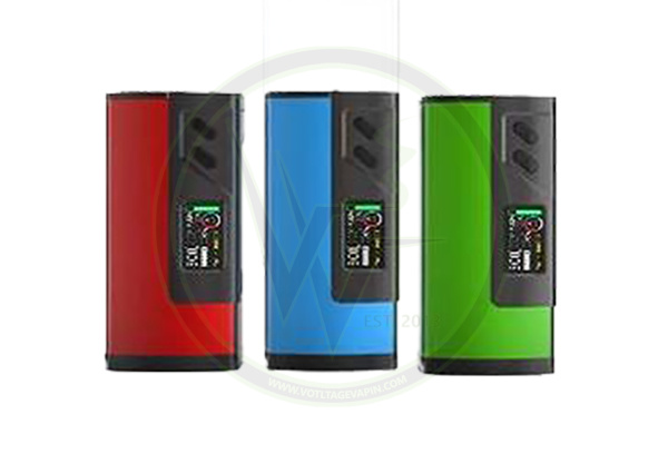 Back in stock at Voltage Vapin'!