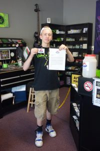 We have two new VSFA members fighting for vaper's rights!