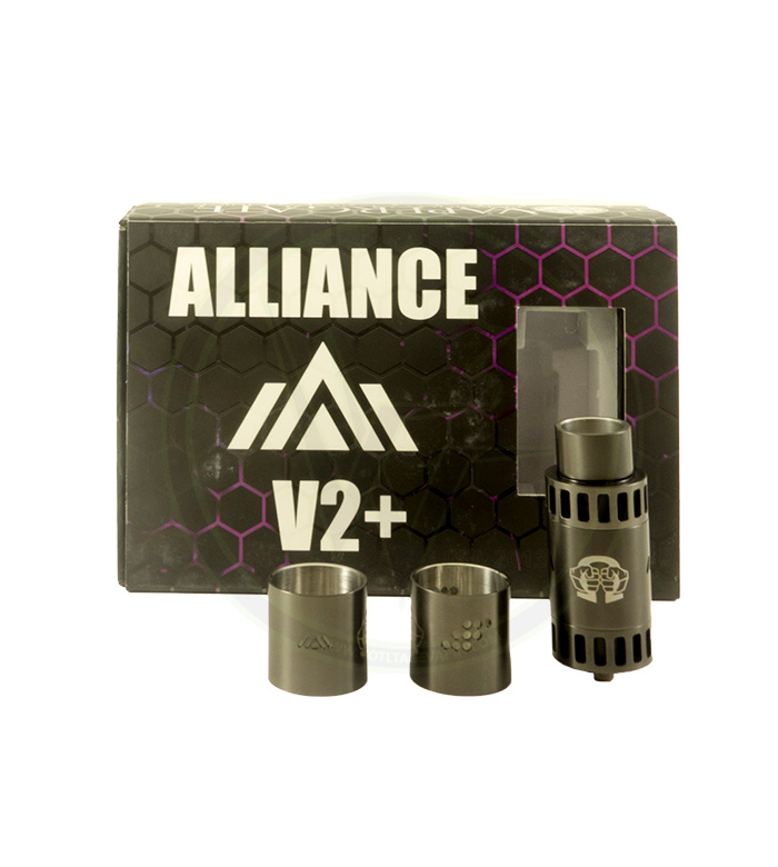 alliance v2 rda
