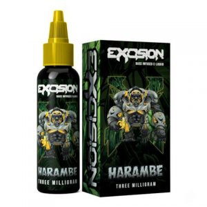 Another Excision Liquid has landed at Voltage Vapin'!