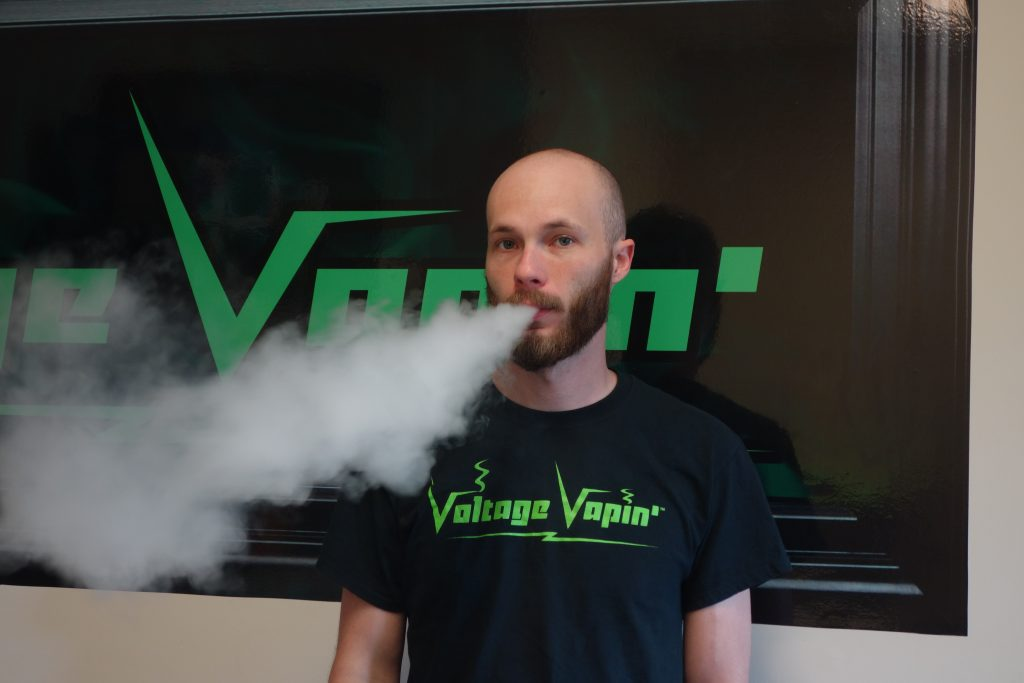 The Host of this Saturday's Rebuild Class August 5th will be our very own Wyatt at Voltage Vapin'!