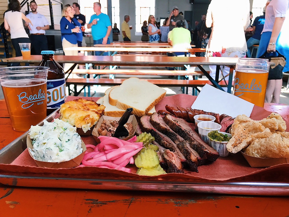 Beale's Brewery and BBQ