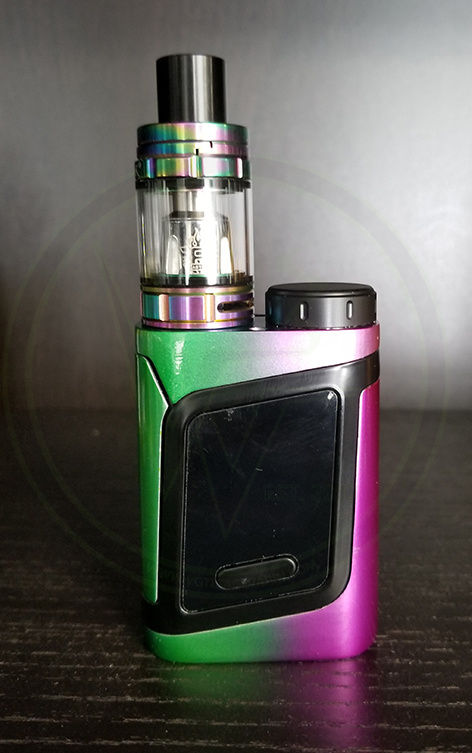 Smok's Rainbow AL85 is back in stock at Voltage Vapin'!