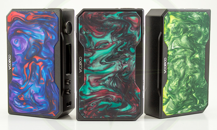The Drag 157's Have returned to Voltage Vapin, in a new color!