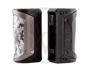 The Aegis Box Mod is back in stock at Voltage Vapin'!