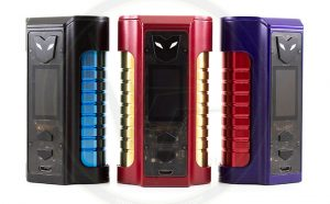 Stop by Voltage Vapin' today to check out the new Sigelei MT220!