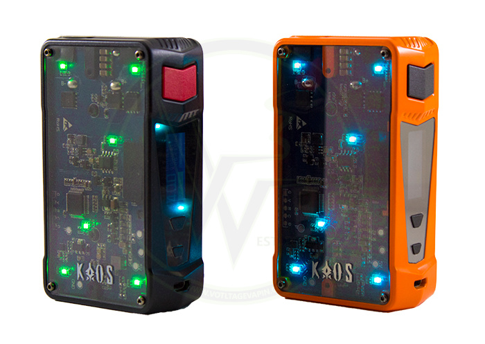 You are currently viewing Sigelei's NEW Kaos Z has arrived at Voltage Vapin'!