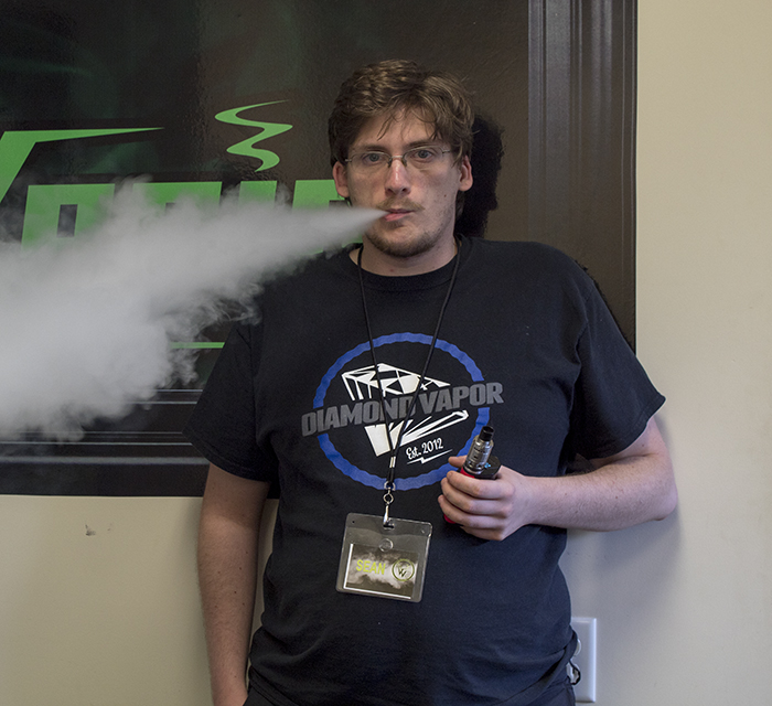 You are currently viewing The Host of this Saturday's Rebuild Class October 7th will be our very own Sean at Voltage Vapin'!