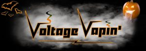 Have a Happy Halloween with a special treat from Voltage Vapin'!