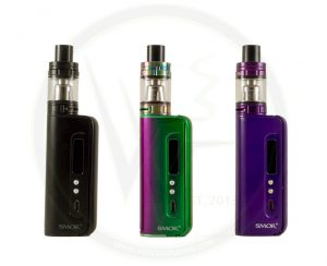 Step up from your starter pen at Voltage Vapin'!