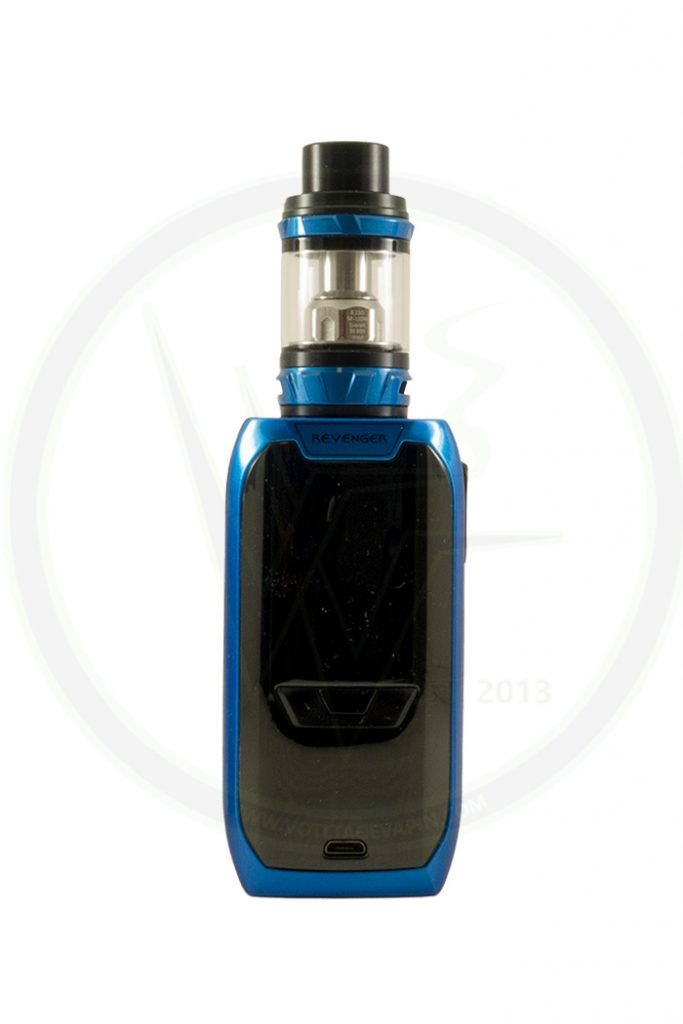 You are currently viewing Voltage Vapin' Has just gotten the Revenger in Blue Back in stock!
