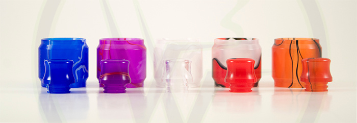 Read more about the article TFV8 Bubble glass has arrived!
