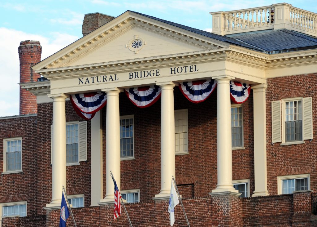 The Natural Bridge Hotel & Conference Center