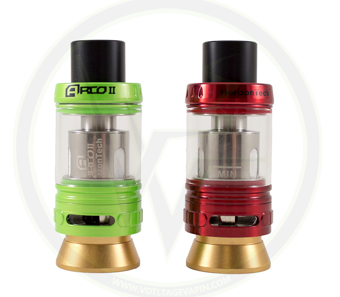Arco II and Kylin tanks are back in stock!