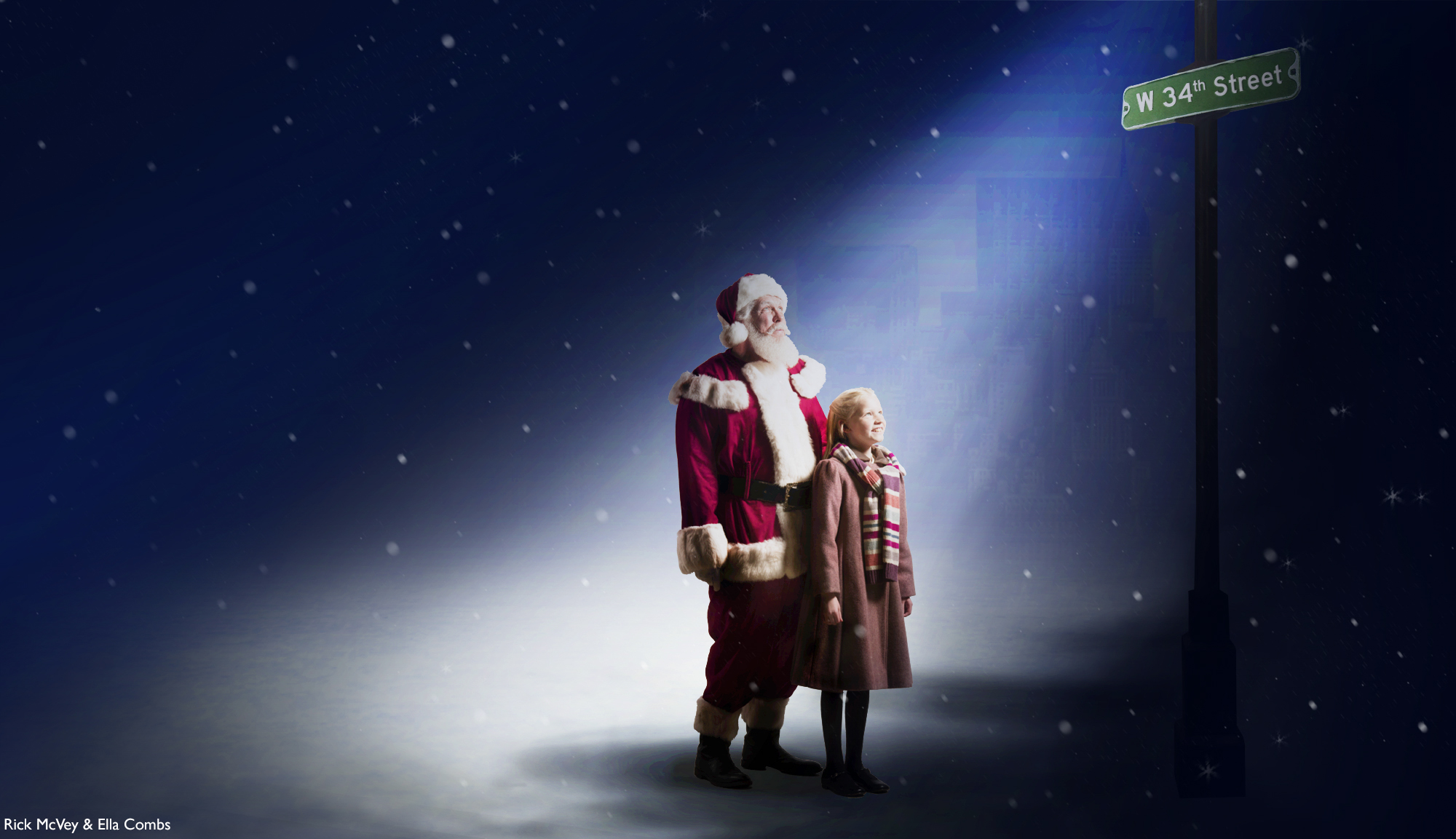 Miracle on 34th Street. Photo courtesy of Barter Theatre.