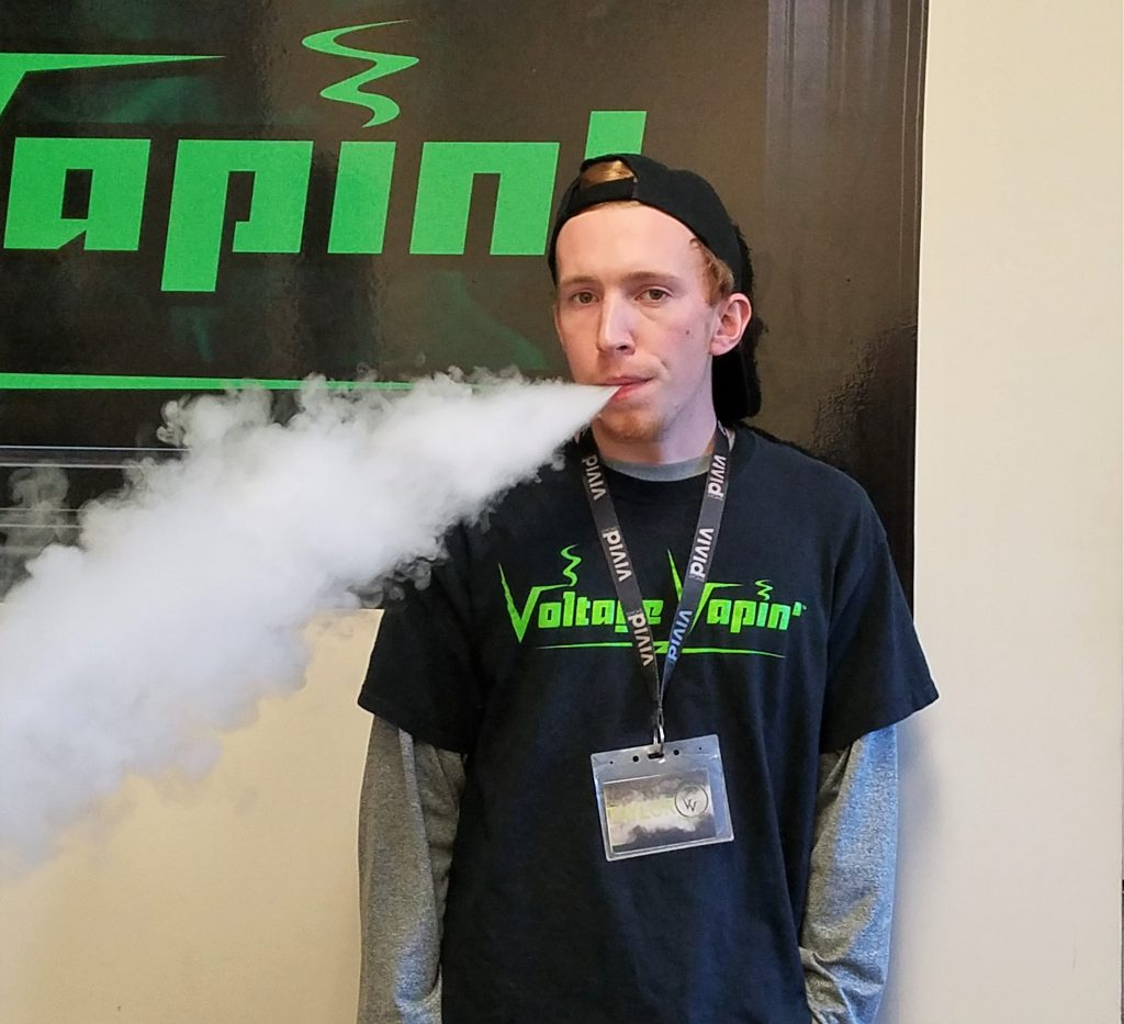 The Host of this Saturday's Rebuild Class November 4th will be our very own Taylor at Voltage Vapin'!