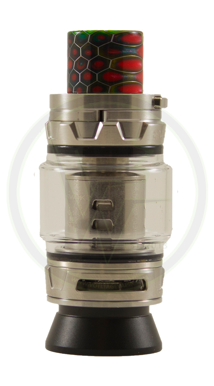The TFV12 Prince is now available in stainless steel.
