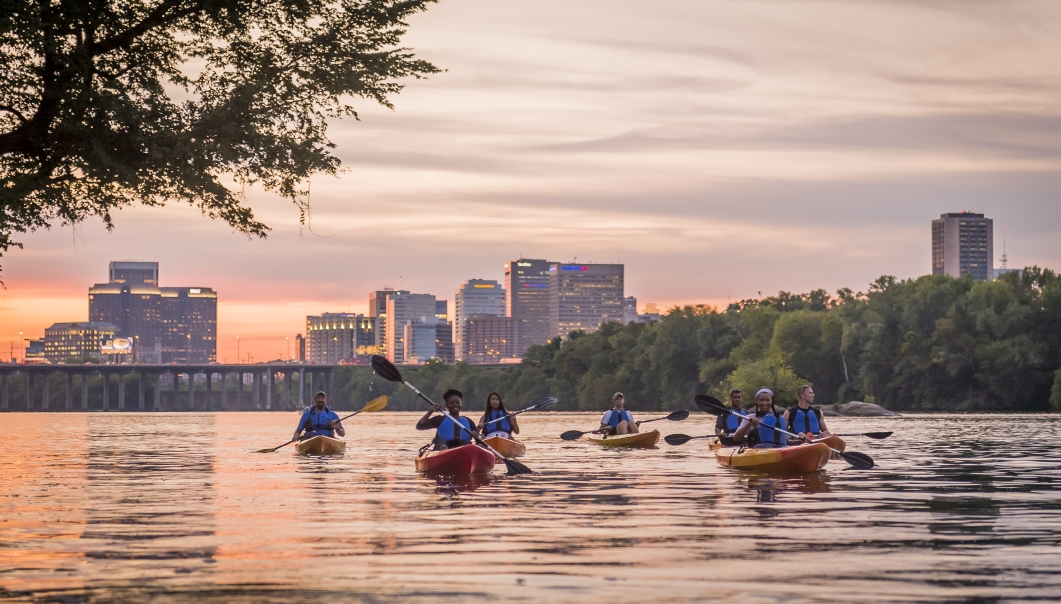 Richmond Kayaking