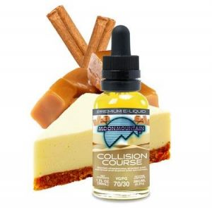 Cheesecake lovers rejoice! Collision Course has arrived!