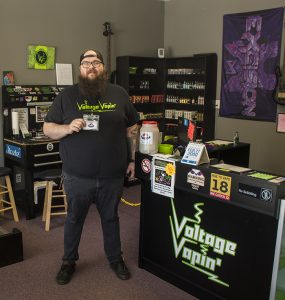 Read more about the article We have a new VSFA member fighting for vapers' rights!