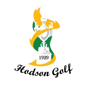 Hodson Golf New Logo – Shirts and Hats will soon be available