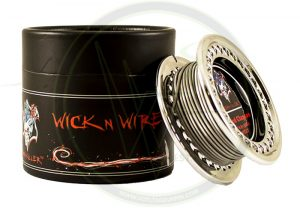 New Demon Killer fused clapton wire in stock! Also, make sure you're up to speed on battery safety!