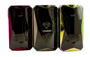 Come check out our beautiful new color options for the iJOY Diamond PD270!