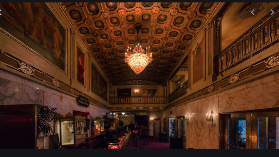 You are currently viewing Yes, Richmond, the Byrd Theatre is open!