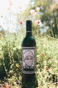"""Sharing the LOVE: Blenheim Winery's """"On the Line"""" Blend Supports Local Food Banks"""