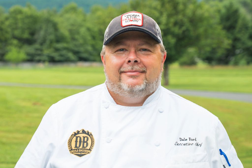 Inside the Kitchen with Chef Dale Ford of Devils Backbone Brewing Company