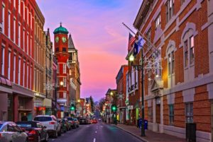 Virginia's Charming Main Streets That Are Decked Out for the Holidays