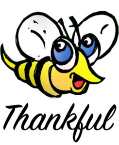 Bee Thankful