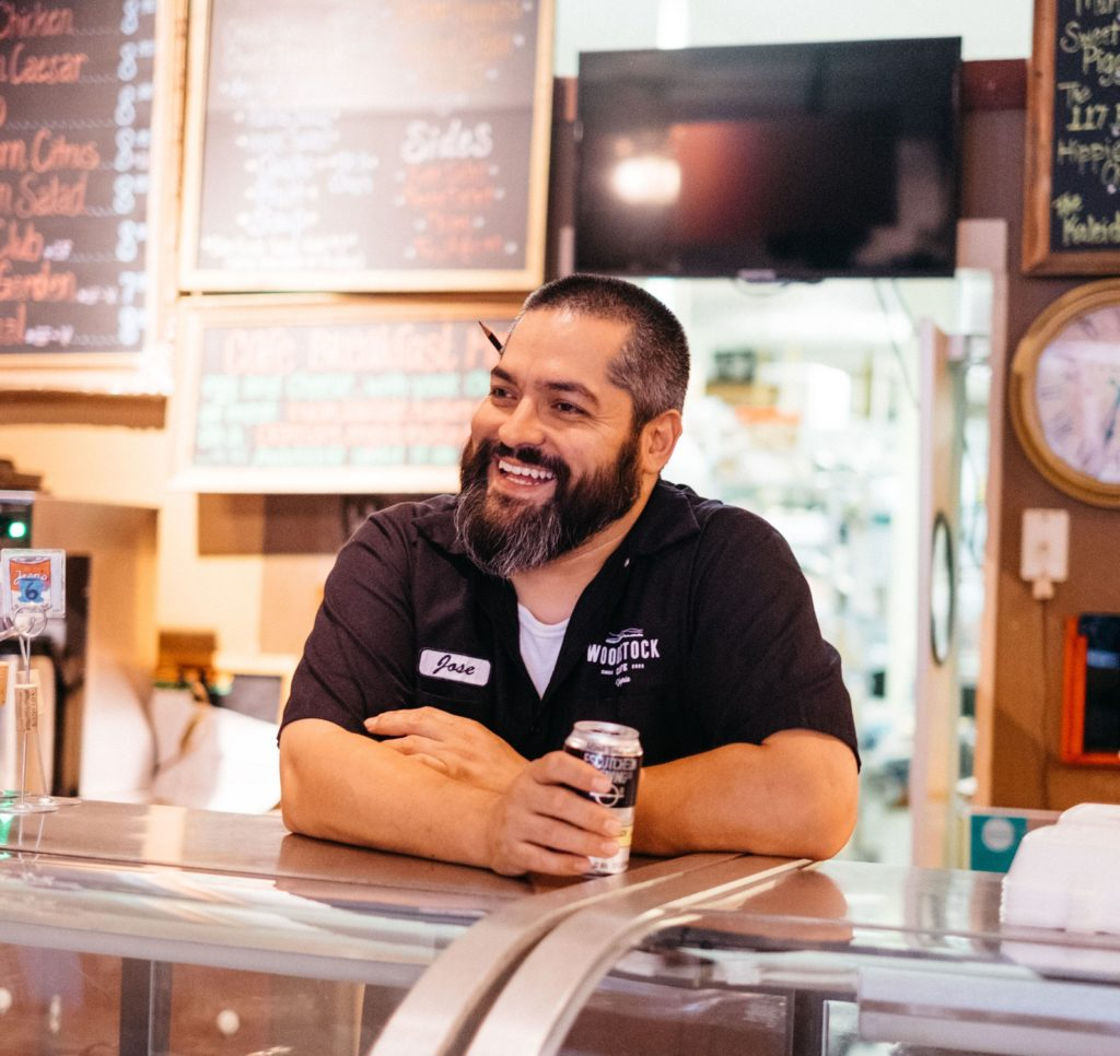 Inside the Kitchen with Chef Jose Arevalos of Woodstock Cafe