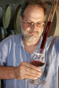 Winemaker Doug Fabiolli. Jeffrey Greenberg photo