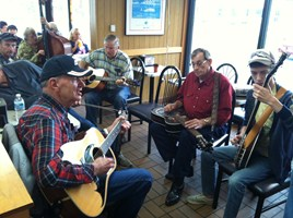 Hardee's Tuesday Morning Jamboree