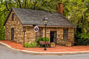 Mill House Museum, Occoquan
