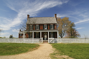 Appomattox Courthouse National Historical Park