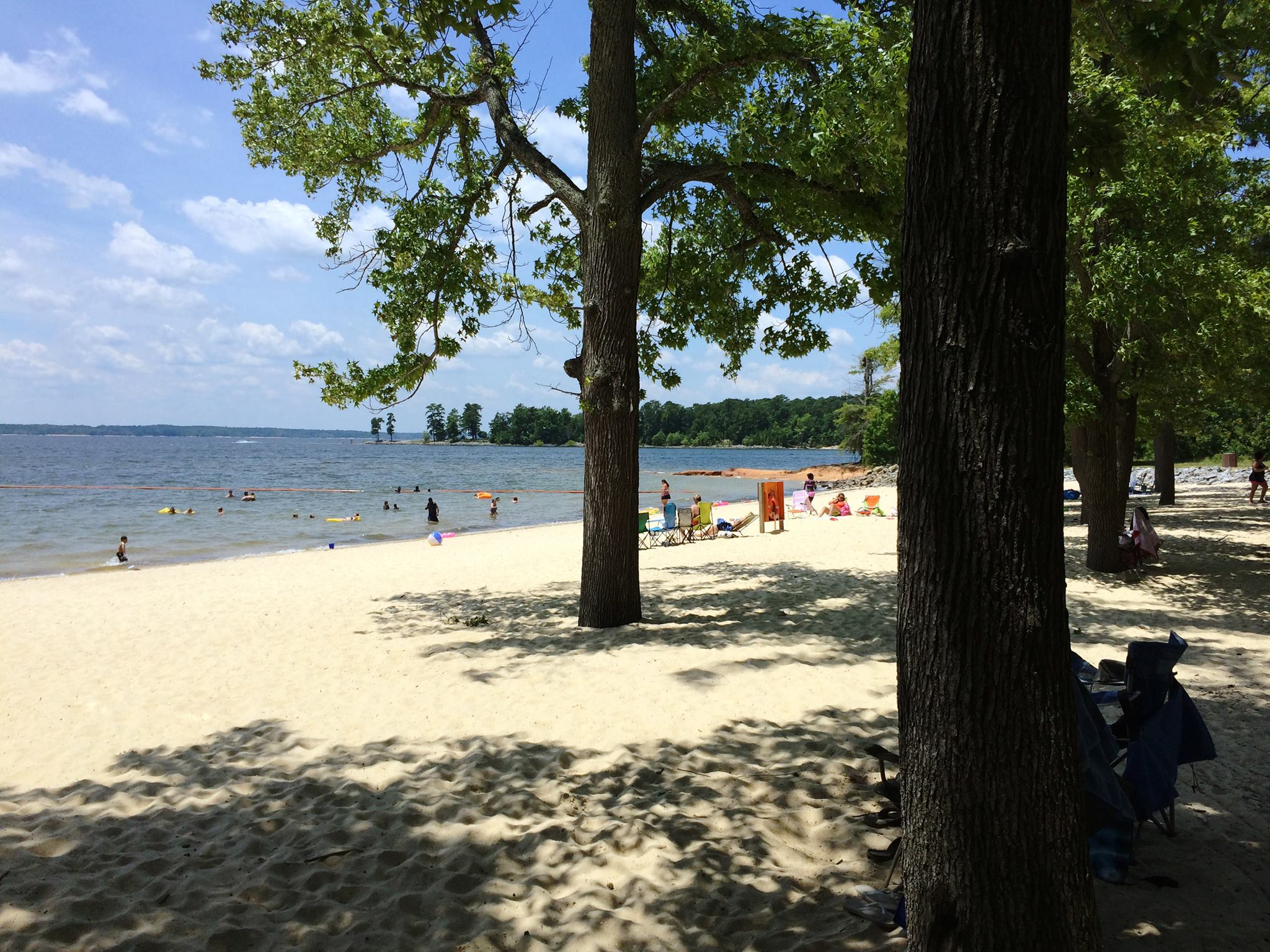 North Bend Park Beach