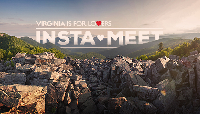 Virginia is for Lovers Statewide Instameet: June 20, 2015